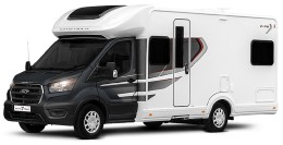 Auto-Trail Tribute F70 [AUTO] (2020) was £53,493